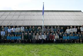 60th Group photo