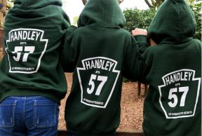 Handley 57 Hoodies