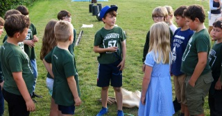 Leadership skills at Cubs